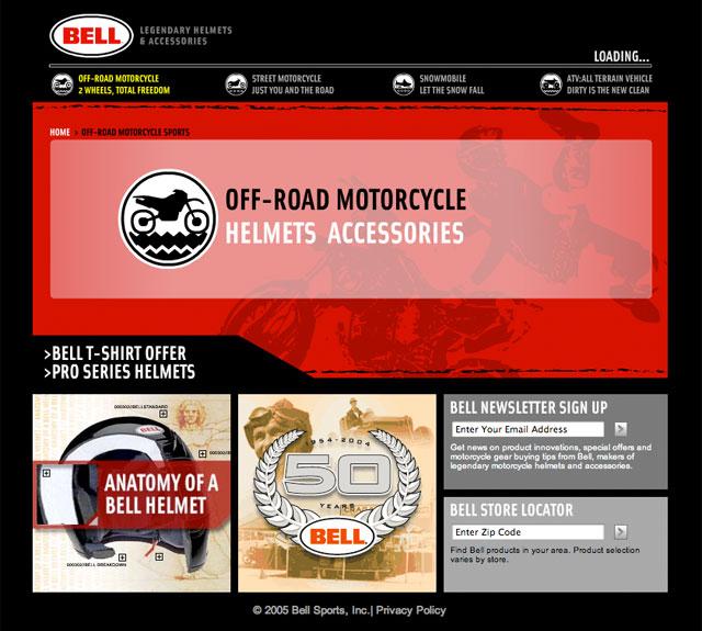 Bell Moto Sports